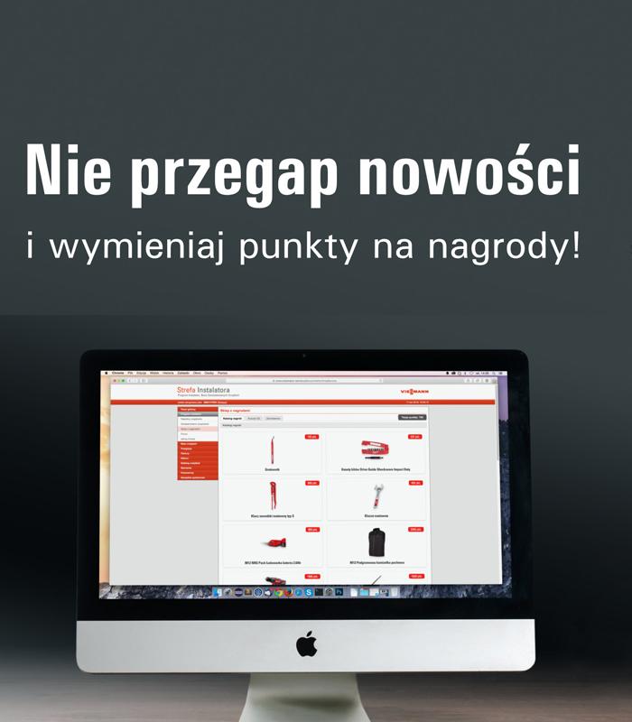 Oficjalny sklep internetowy Viessmann już działa!