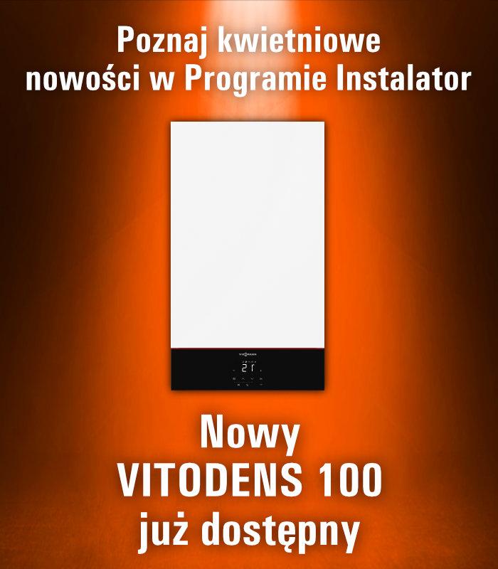 Nowy Vitodens 100 już dostępny!