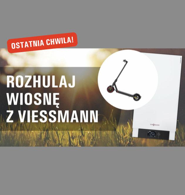 Rozhulaj wiosnę z Viessmann!